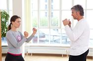 Business-Coaching für Frauen, Frauen-Coaching, Kursteil Selbstbehauptung