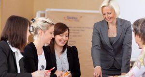 Bild Frauen und Karriere Der Wegberater