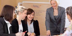 Bild Frauen und Karriere Header Wegberater
