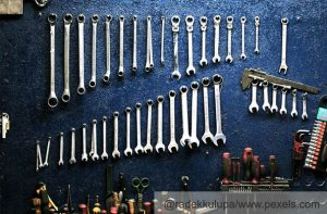 Bild Werkzeug Der Wegberater