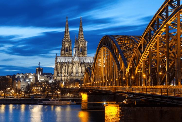 Bild Coaching Köln - Die Wirtschaftsmetropole Köln